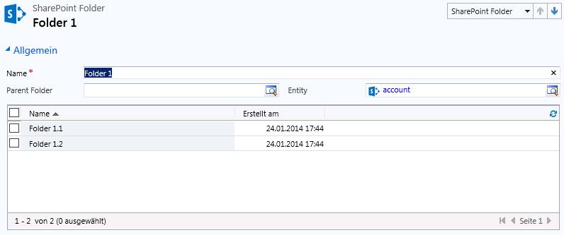 SharePointFolder