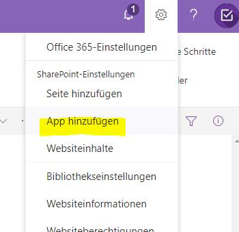 AddLink SharePoint
