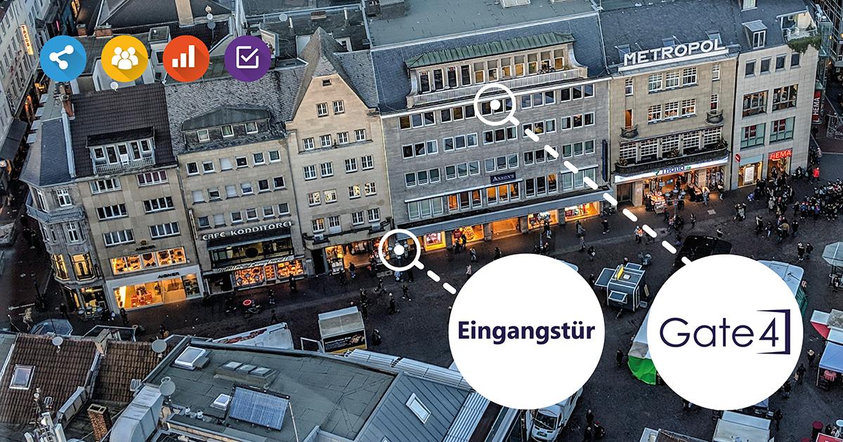 **Gate4:** Ein Dienstleistungsunternehmen in Bonn