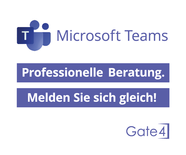 Microsoft Teams Gate4
